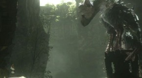 Team ICO Shares New Gameplay Footage of The Last Guardian