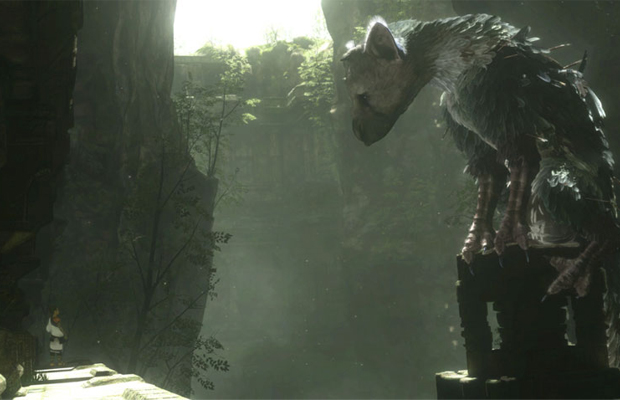 The Last Guardian Team Ico Gameplay
