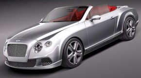 Video: 2012 Bentley Continental GTC Driving Footage
