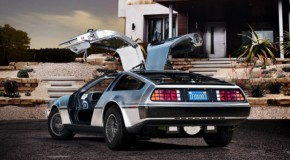 DMC Announces 2013 Electric DeLorean