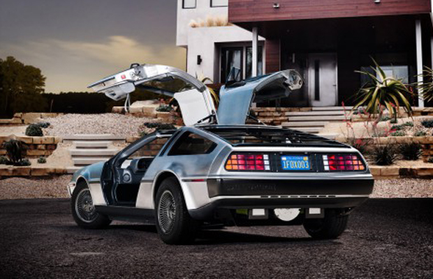 2013 Delorean Electric