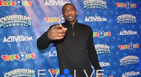 EvolveTV: Amar'e Stoudemire Talks Skylanders Game, Clothing Line, NBA & More