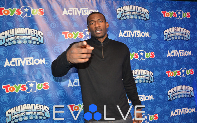 Amare Stoudemire 2011 NYCC
