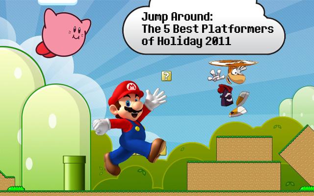 Best platform Games of 2011