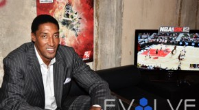 EvolveTV Exclusive: NBA 2K12 Scottie Pippen Interview
