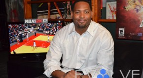 EvolveTV Exclusive: NBA 2K12 Robert Horry Interview
