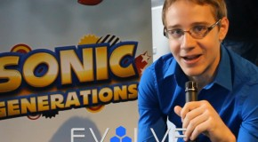 EvolveTV: Sega Talks Sonic Generations, Classic/Modern Gameplay, and Easter Eggs