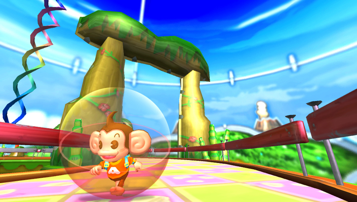 Super Monkey Ball PlayStation Vita
