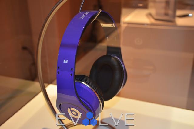 Beats by Dre Solo HD Purple