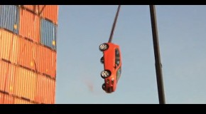 Seen It All: Watch the Chevrolet Sonic Bungee Jump Video