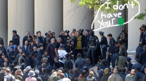 Will 'The Dark Knight Rises' Use The Wall Street Protests As Back-Drops For Gotham Chaos?