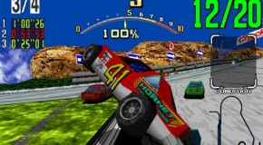 Is Sega Resurrecting Daytona USA For Xbox Live and PSN?