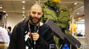 EvolveTV: NYCC 2011 Mega Bloks Booth Showcases Halo Collection And More