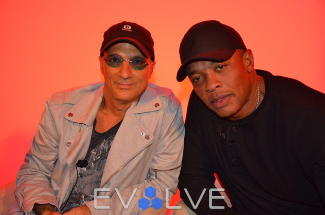Jimmy Iovine Dr Dre Bets by dre event