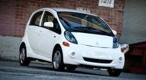 Test Drive: 2012 Mitsubishi i-MiEV