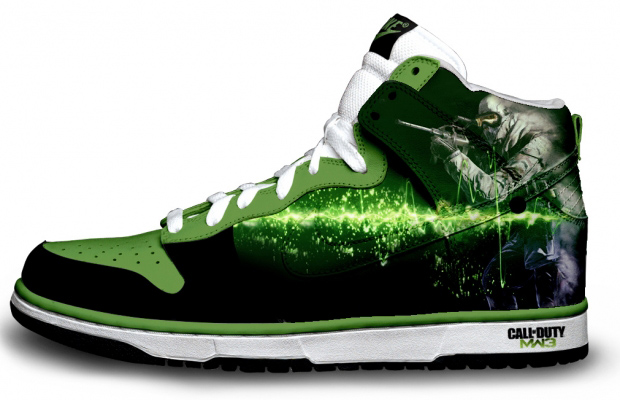 Modern Warfare 3 Nike Sneakers
