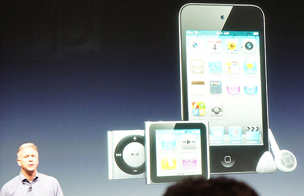 New Generation iPods