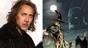 Nic Cage Originally Sought to Play Scraecrow in Scrapped 'Batman & Robin' Follow-Up