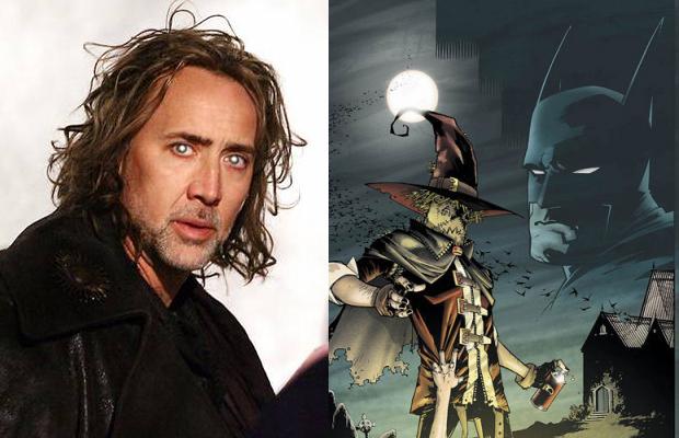 Nicolas Cage Batman Triumphant