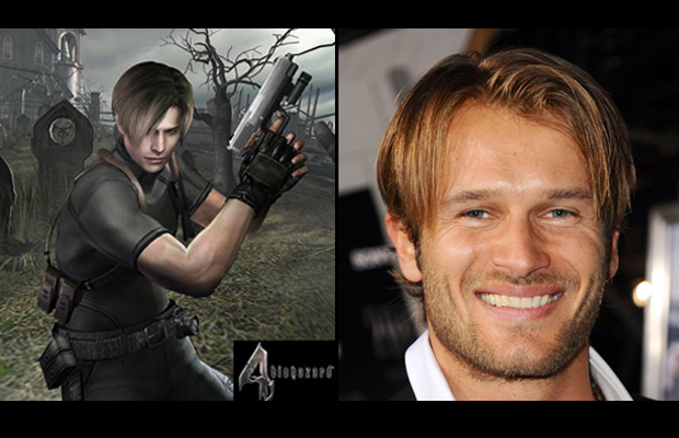 Resident Evil Retribution Leon Kennedy