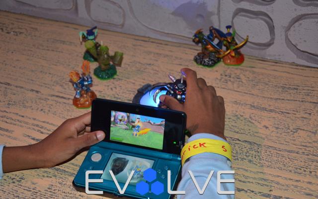 Skylanders Spyro's Adventure Nintendo 3DS