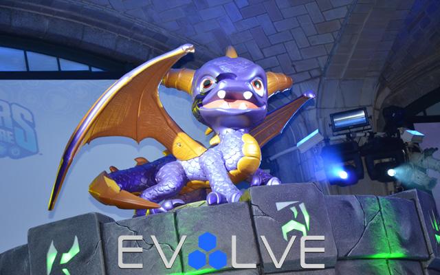 Skylanders Spyro's Adventure 2011 NYCC