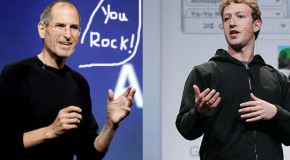 "Steve Jobs Admired Zuckerberg For ""Not Selling Out,"" Google and Microsoft ""Just Don't Get It"""