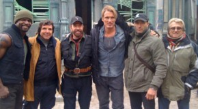 Chuck Norris Found On 'The Expendables 2' Set