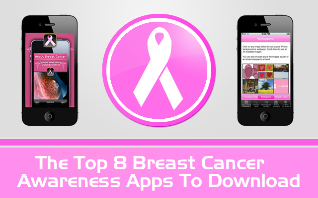 Top breast Cancer Awareness Apps