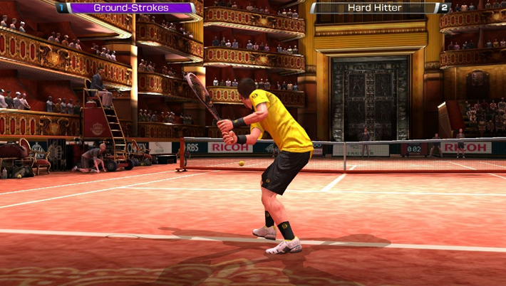 Virtua Tennis 4 Playstation Vita