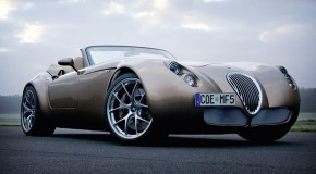 The Wiesmann GT MF5 Roadster