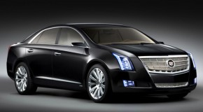 Video: 2013 Cadillac XTS Unveiled Ahead of 2011 LA Auto Show