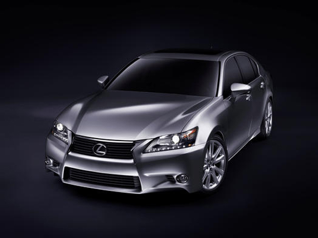 2013 Lexus GS 250 Super Bowl