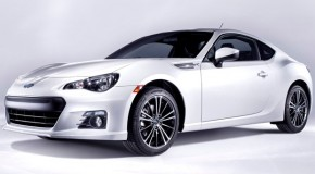 Subaru BRZ Coupe Revealed Before Tokyo Motor Show 2011