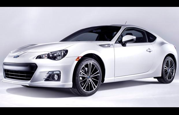 2013 Subaru BRZ coupe