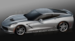 2014 Chevy Corvette Images Unveiled Online