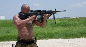 Dwayne Johnson Talks Roadblock & Bruce Willis During 'G.I. Joe 2: Retaliation' On-Set Visit