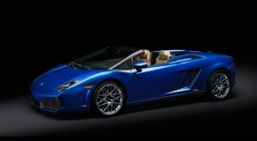 Lamborghini Welcomes New Rear-Drive Gallardo LP550-2 Spyder To The Family
