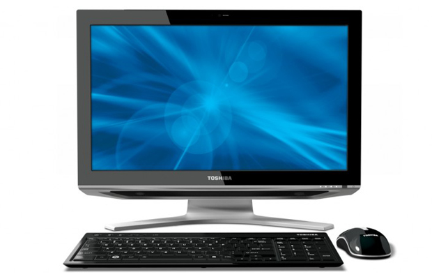 Toshiba DX1215 all-in-one desktop