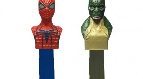 'Amazing Spider-Man' PEZ Dispenser Reveals Final Design For The Lizard?