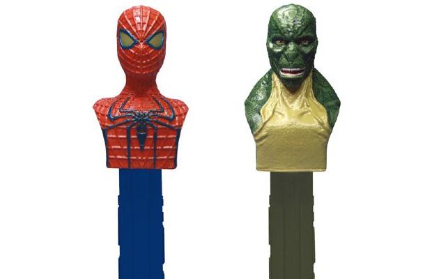 Amazing Spider-Man The Lizard Design
