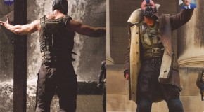 Gary Oldman Talks 'The Dark Knight Rises' Conclusion, More Bane Images Surface