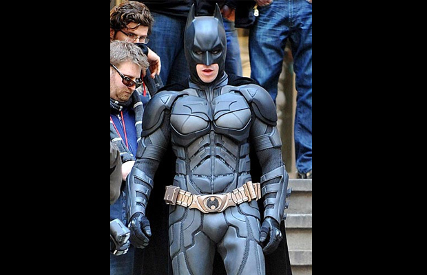 Batman The Dark Knight Rises NYC