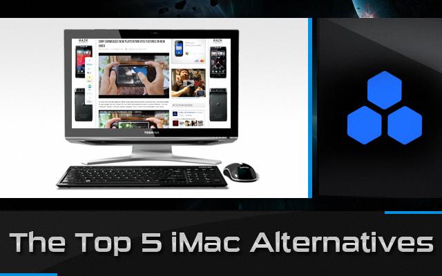 Best iMac Alternatives