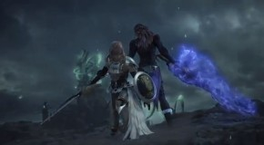 Video: Final Fantasy XIII-2 Epic Battle In Valhalla Cut Scene