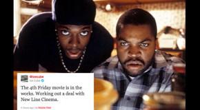 Sequel Alert: Deebo Announces 'Friday 4', Chris Tucker Set For Return?