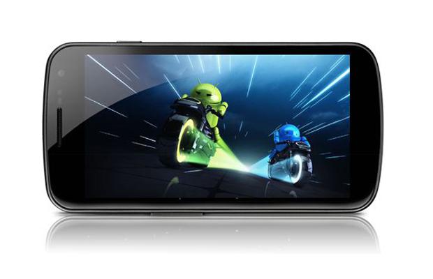 Galaxy Nexus Demo