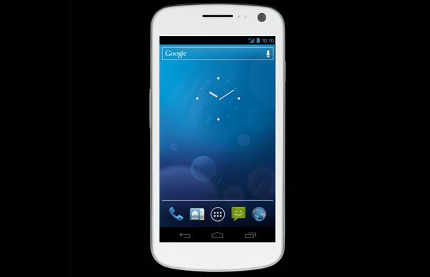 Galaxy Nexus White