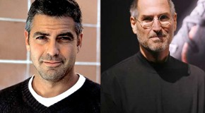 Really? 'ER' Stars George Clooney & Noah Wyle Up For Steve Jobs Biopic Role