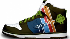 Nike'd Up: Google Android Nike Sneakers